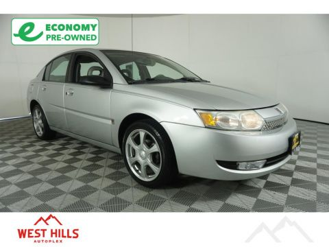 Pre-Owned 2003 Saturn Ion Level 3