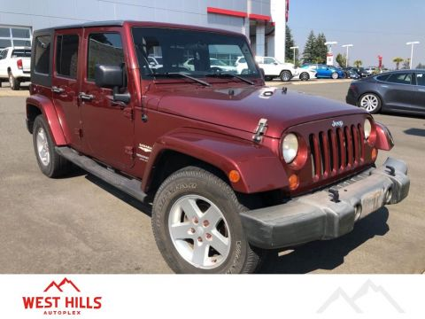 2007 Jeep Wrangler Unlimited Unlimited Sahara