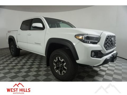 Pre-Owned 2020 Toyota Tacoma TRD Off Road