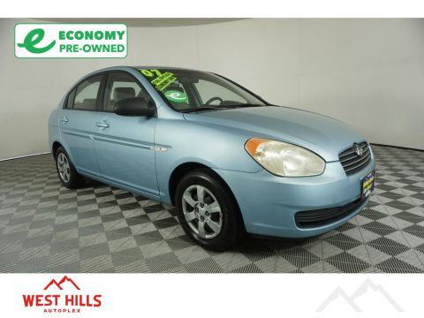 Pre-Owned 2007 Hyundai Accent GLS