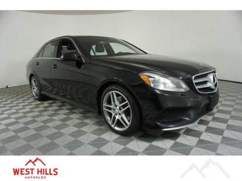 Pre-Owned 2014 Mercedes-Benz E-Class E350 4MATIC®